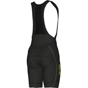 Alé Cycling PRR 2.0 Agonista 2 Bib Shorts Men black-fluo yellow